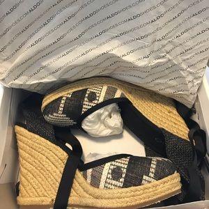 ALDO Women Wedge Sandals